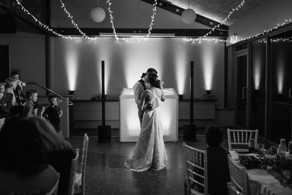 DJ Corey Newly Wed Dance