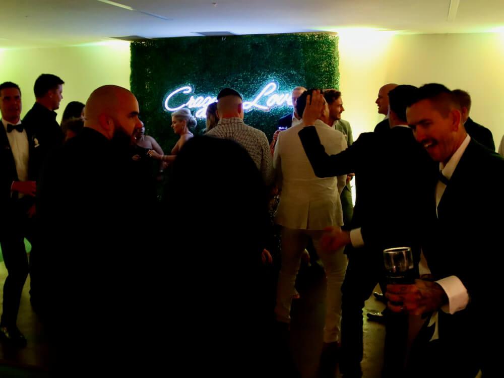 DJ Corey Wedding Guests Dancing